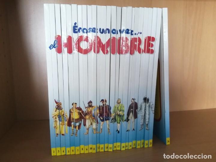 ERASE UNA VEZ EL HOMBRE (Libros Antiguos, Raros y Curiosos - Literatura Infantil y Juvenil - Otros)