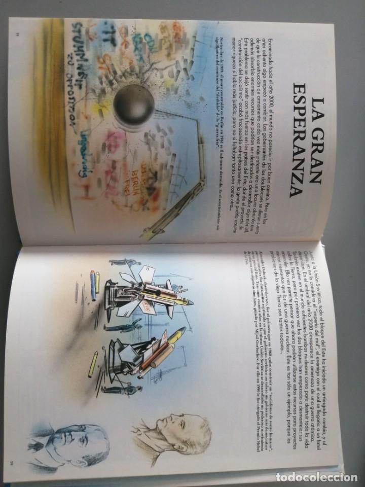 Libros antiguos: ERASE UNA VEZ EL HOMBRE - Foto 3 - 196446042
