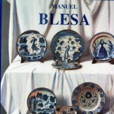 Libros antiguos: MANUEL BLESA. Lote 196481752