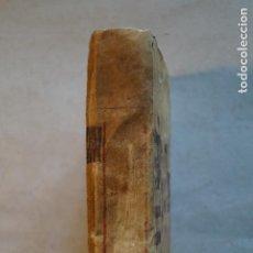 Libros antiguos: INSTITUTIONUM ELEMENTARIUM. ANDREA DE GUEVARA. 1824. Lote 196492288