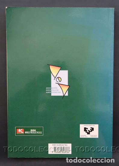 Libros antiguos: LIBRO ALIMENTACION Y GASTRONOMIA : CINCO SIGLOS DE INTERCAMBIOS ENTRE EUROPA Y AMERICA . 1998 - Foto 2 - 196510015