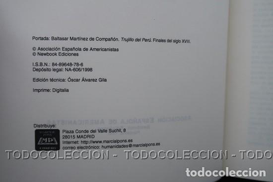 Libros antiguos: LIBRO ALIMENTACION Y GASTRONOMIA : CINCO SIGLOS DE INTERCAMBIOS ENTRE EUROPA Y AMERICA . 1998 - Foto 5 - 196510015
