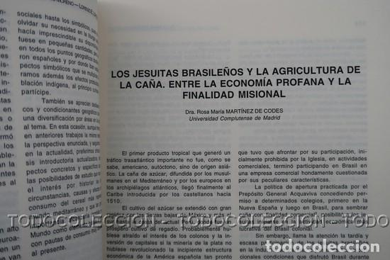 Libros antiguos: LIBRO ALIMENTACION Y GASTRONOMIA : CINCO SIGLOS DE INTERCAMBIOS ENTRE EUROPA Y AMERICA . 1998 - Foto 9 - 196510015