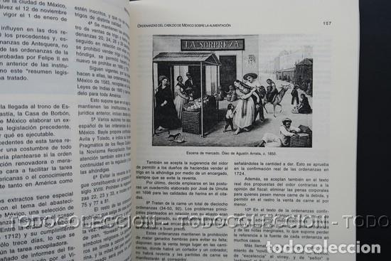 Libros antiguos: LIBRO ALIMENTACION Y GASTRONOMIA : CINCO SIGLOS DE INTERCAMBIOS ENTRE EUROPA Y AMERICA . 1998 - Foto 10 - 196510015
