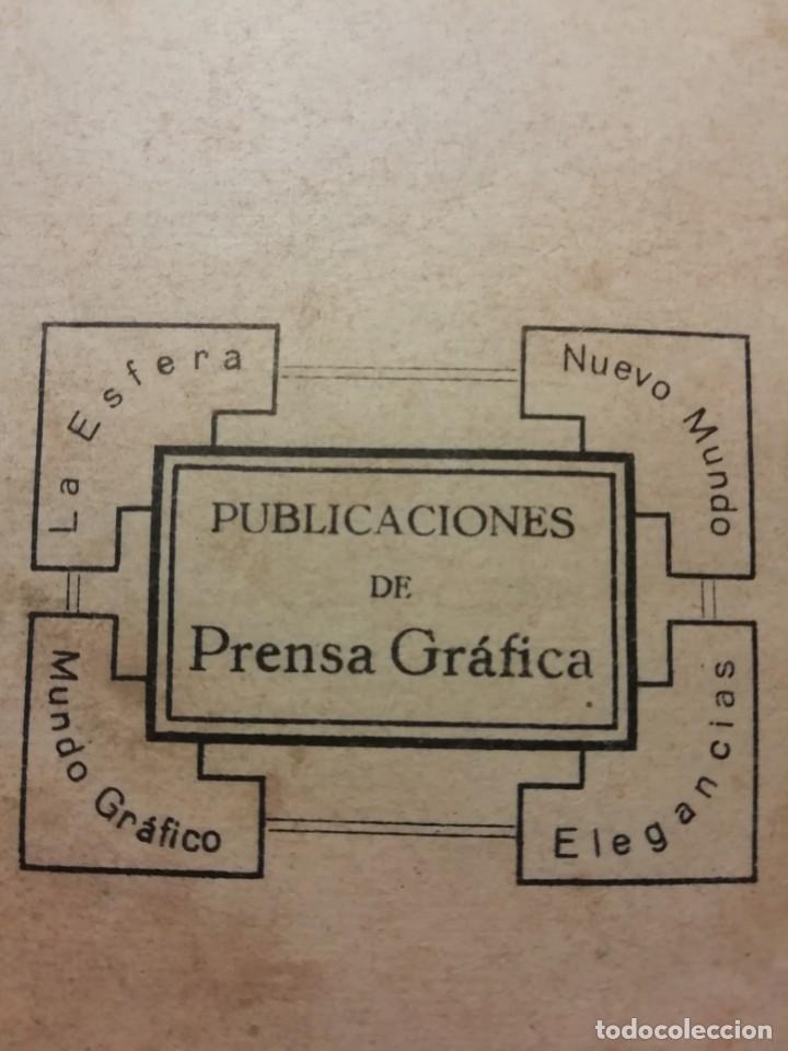 Libros antiguos: LA NOVELA SEMANAL JOSE FRANCES IMPRESO AÑO 1923 - Foto 3 - 196548711