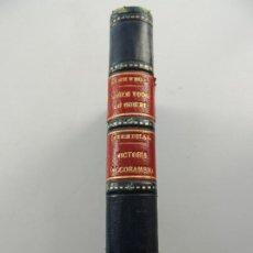Livres anciens: ESPASA CALPE-COMEDIA FAMOSA DEL QUIEN TODO LO QUIERE--VICTORIA ACCORAMBONI POR STENDHAL. Lote 196571427