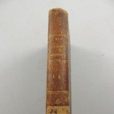 Livres anciens: ENCUADERNO DE DOS TOMOS -LAS CUATRO HERMANAS POR FEDERICO SOULIE AÑO 1859. Lote 196572478