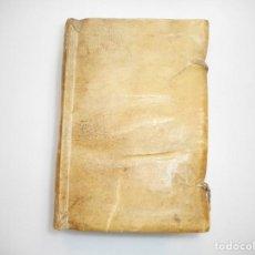 Libros antiguos: R. P. FR. JOSEPH ALVAREZ SUCESIÓN PONTIFICIA VI Y99212T. Lote 196602183