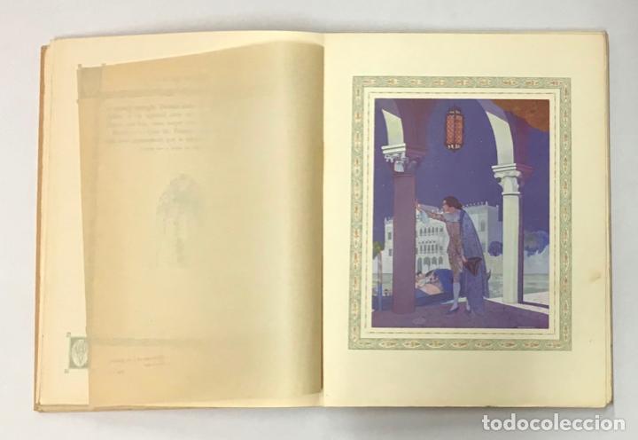 Libros antiguos: LA NUIT VENITIENNE. FANTASIO. LES CAPRICES DE MARIANNE. - MUSSET, Alfred de. - Foto 3 - 196642612
