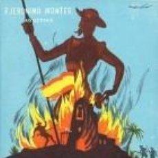Livres anciens: EL ALMA DE DON QUIJOTE. [REFLEXIONES SOBRE LAS GUERRAS DE CUBA Y FILIPINAS] MONTES, P.. Lote 196671720