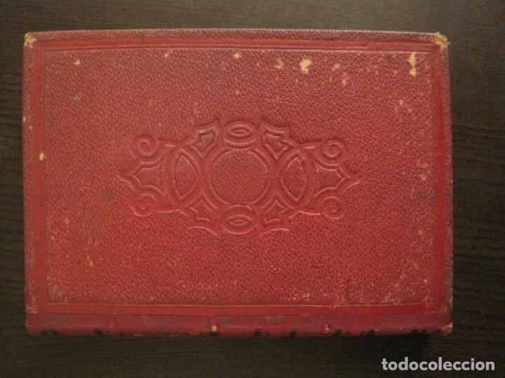 Libros antiguos: LAS AVENTURAS DE TELEMACO-CON GRABADOS-MADRID AÑO 1850-VER FOTOS-(V-19.401) - Foto 3 - 196800742