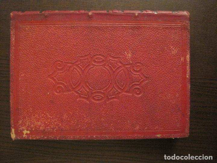 Libros antiguos: LAS AVENTURAS DE TELEMACO-CON GRABADOS-MADRID AÑO 1850-VER FOTOS-(V-19.401) - Foto 6 - 196800742