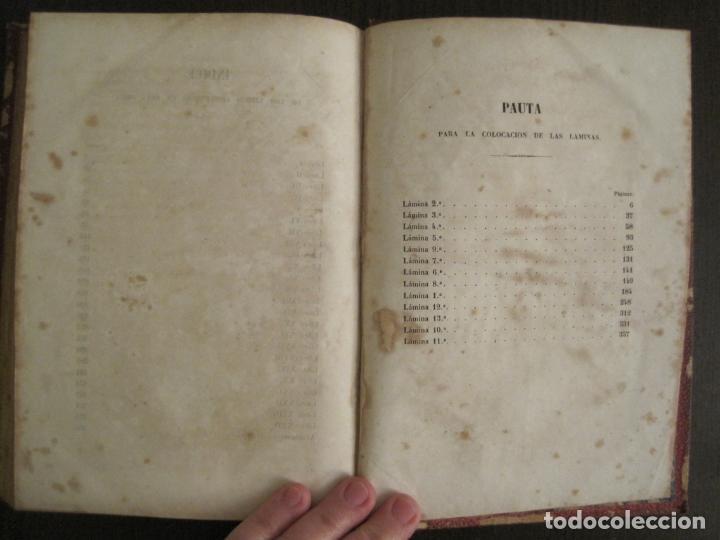 Libros antiguos: LAS AVENTURAS DE TELEMACO-CON GRABADOS-MADRID AÑO 1850-VER FOTOS-(V-19.401) - Foto 20 - 196800742