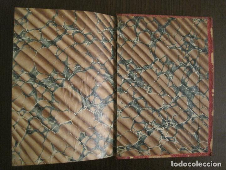 Libros antiguos: LAS AVENTURAS DE TELEMACO-CON GRABADOS-MADRID AÑO 1850-VER FOTOS-(V-19.401) - Foto 21 - 196800742