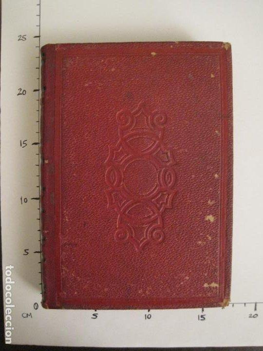 Libros antiguos: LAS AVENTURAS DE TELEMACO-CON GRABADOS-MADRID AÑO 1850-VER FOTOS-(V-19.401) - Foto 22 - 196800742