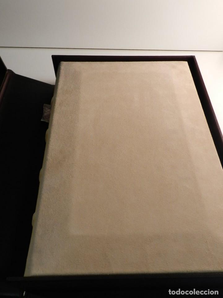 Libros antiguos: BEATO DE LIEBANA FACSÍMIL CODICE DE GIRONA MOLEIRO NUEVO ESTRENAR EN CAJA TRANSPORTE - Foto 5 - 196928737