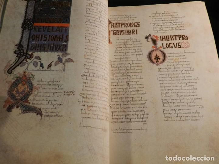 Libros antiguos: BEATO DE LIEBANA FACSÍMIL CODICE DE GIRONA MOLEIRO NUEVO ESTRENAR EN CAJA TRANSPORTE - Foto 9 - 196928737
