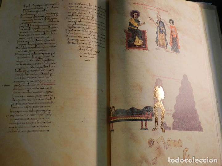 Libros antiguos: BEATO DE LIEBANA FACSÍMIL CODICE DE GIRONA MOLEIRO NUEVO ESTRENAR EN CAJA TRANSPORTE - Foto 11 - 196928737