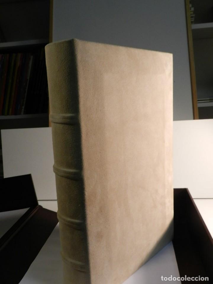 Libros antiguos: BEATO DE LIEBANA FACSÍMIL CODICE DE GIRONA MOLEIRO NUEVO ESTRENAR EN CAJA TRANSPORTE - Foto 4 - 196928737