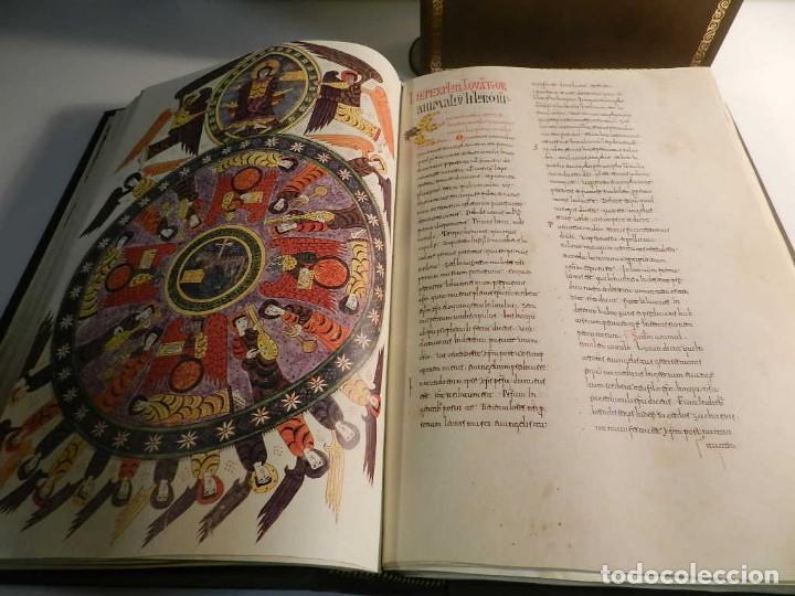 BEATO DE LIEBANA FACSÍMIL CODICE DE GIRONA MOLEIRO NUEVO ESTRENAR EN CAJA TRANSPORTE (Libros Antiguos, Raros y Curiosos - Bellas artes, ocio y coleccionismo - Otros)