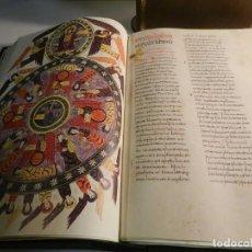 Libros antiguos: BEATO DE LIEBANA CODICE DE TÁBARA ZAMORA CATEDRAL GIRONA MOLEIRO - NUEVO A ESTRENAR EN CAJA DE TRANS. Lote 196928737