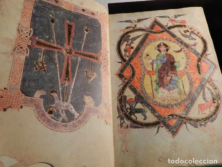 Libros antiguos: BEATO DE LIEBANA FACSÍMIL CODICE DE GIRONA MOLEIRO NUEVO ESTRENAR EN CAJA TRANSPORTE - Foto 13 - 196928737