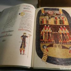 Livros antigos: FACSIMIL BEATO DE LIEBANA CODICE DE SILOS EDITORIAL MOLEIRO (EL LIBRO ESTUDIOS ES NUEVO A ESTRENAR). Lote 210608846