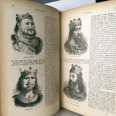 Livros antigos: RESUMEN DE HISTORIA CRÍTICA DE ESPAÑA. RODRIGUEZ-NAVAS (1899). Lote 196965023