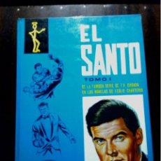 Libros antiguos: EL SANTO TOMO I (DE LA FAMOSA SERIE TV) AÑOS 70. Lote 196976470
