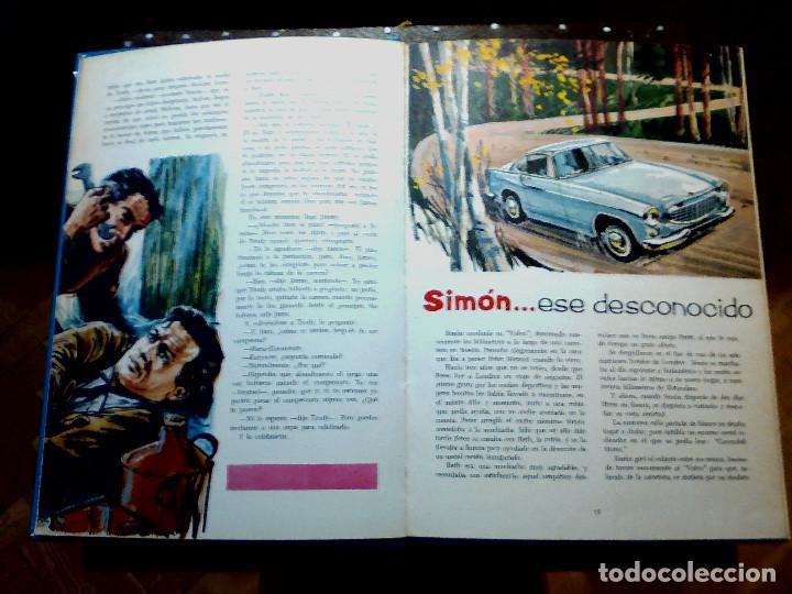 Libros antiguos: EL SANTO TOMO I (DE LA FAMOSA SERIE TV) AÑOS 70 - Foto 5 - 196976470