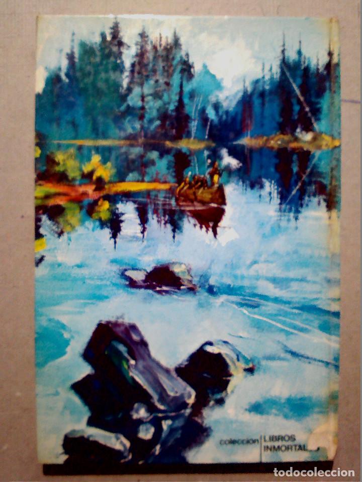 Libros antiguos: EL ÚLTIMO MOHICANO DE F. COOPER EDITORIAL FHER S.A. - Foto 2 - 196976848