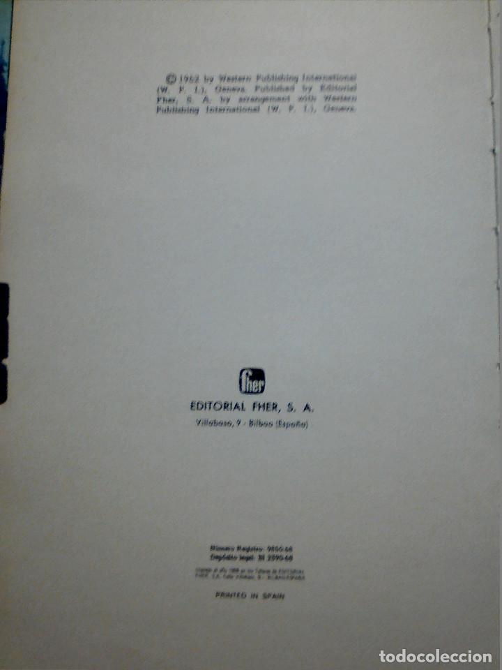 Libros antiguos: EL ÚLTIMO MOHICANO DE F. COOPER EDITORIAL FHER S.A. - Foto 4 - 196976848