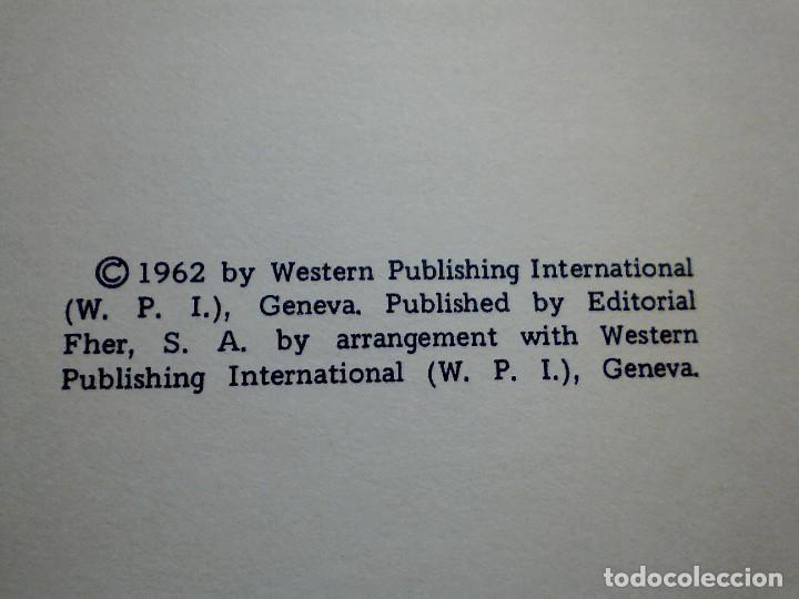 Libros antiguos: EL ÚLTIMO MOHICANO DE F. COOPER EDITORIAL FHER S.A. - Foto 5 - 196976848