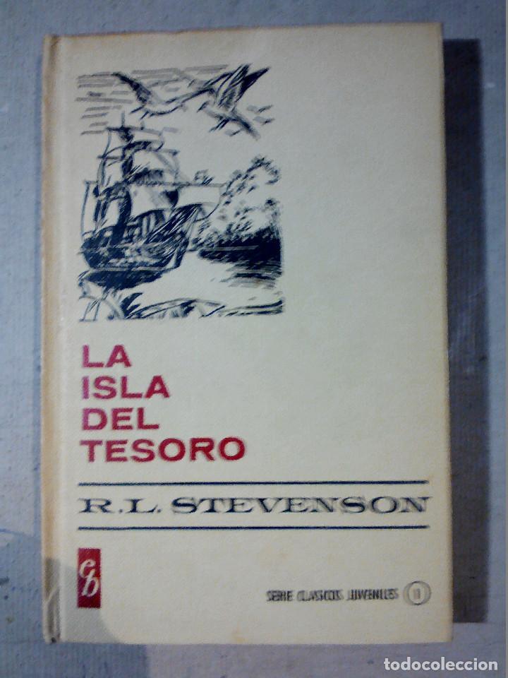 LA ISLA DEL TESORO DE R.L. STEVENSON EDITORIAL BRUGUERA (Libros Antiguos, Raros y Curiosos - Literatura Infantil y Juvenil - Otros)