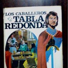 Libros antiguos: LOS CABALLERO DE LA TABLA REDONDA EDITORIAL CANTÁBRICA COL. RADAR Nº 3. Lote 196980990