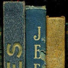 Libros antiguos: 3 CATÁLOGOS COMERCIALES DE PRINCIPIOS DEL SIGLO XX - 1910/1929. Lote 196982568