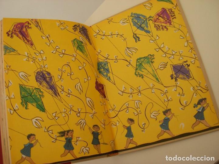 Libros antiguos: Poemas de la primera infancia Salvat 1967 El mundo de los niños - Foto 4 - 222542238