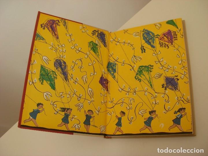Libros antiguos: Poemas de la primera infancia Salvat 1967 El mundo de los niños - Foto 13 - 222542238