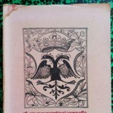 Libros antiguos: - PRATICA MERCANTIVOL...CIUTAT DE MALLORQUES - - (FACSÍMIL 1985) - ED. IMP. SOLER - PJRB. Lote 197110703