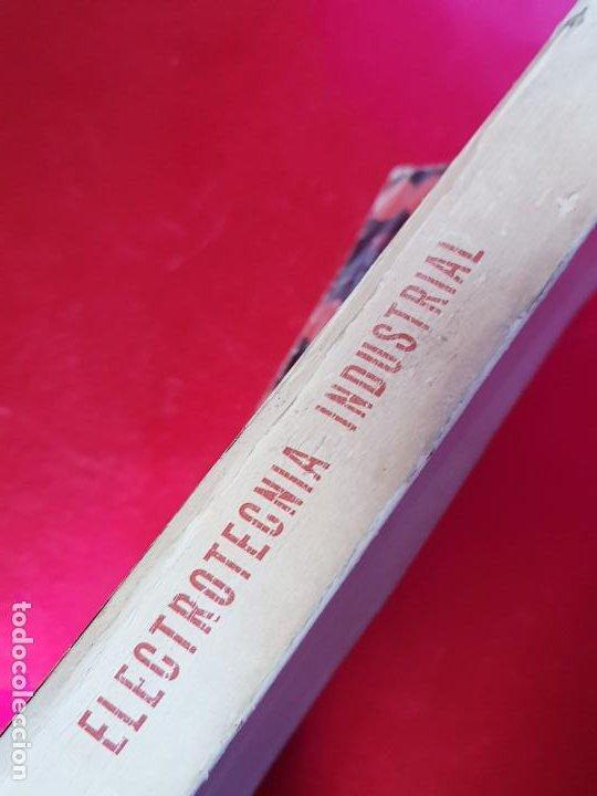 Libros antiguos: libro-electrotecnia industrial-j.arana-1963-ediciones URMO-4ªEDICIÓN-VER FOTOS - Foto 4 - 197147468