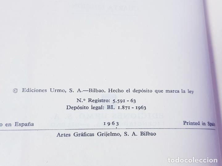 Libros antiguos: libro-electrotecnia industrial-j.arana-1963-ediciones URMO-4ªEDICIÓN-VER FOTOS - Foto 8 - 197147468
