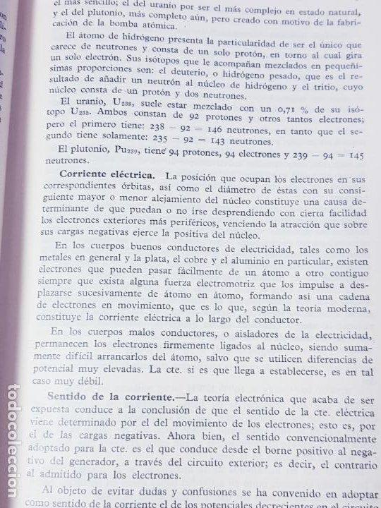 Libros antiguos: libro-electrotecnia industrial-j.arana-1963-ediciones URMO-4ªEDICIÓN-VER FOTOS - Foto 11 - 197147468