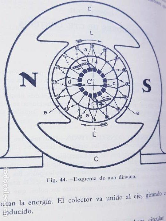 Libros antiguos: libro-electrotecnia industrial-j.arana-1963-ediciones URMO-4ªEDICIÓN-VER FOTOS - Foto 12 - 197147468
