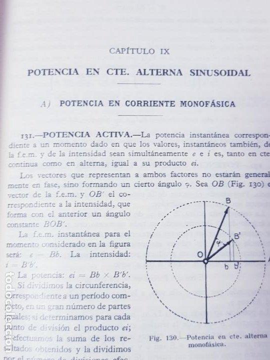 Libros antiguos: libro-electrotecnia industrial-j.arana-1963-ediciones URMO-4ªEDICIÓN-VER FOTOS - Foto 16 - 197147468