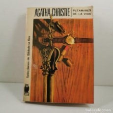 Livres anciens: LIBRO - AGATHA CHRISTIE - PLEAMARES DE LA VIDA - EDITORIAL MOLINO / N-10135. Lote 197180291