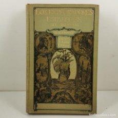 Libri antichi: LIBRO - LOS EXPLORADORES ESPAÑOLES DEL SIGLO XVI - CH. F. LUMMIS - 1492 - ARALUCE / N-10169. Lote 197187972