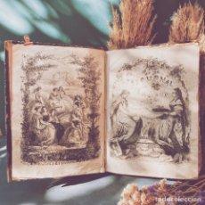 Libros antiguos: PRECIOSO LIBRO DE RECOPILACIÓN DE JOURNAL POUR TOUS DEL 1858 ANTIQUE UNIQUE. Lote 191097490