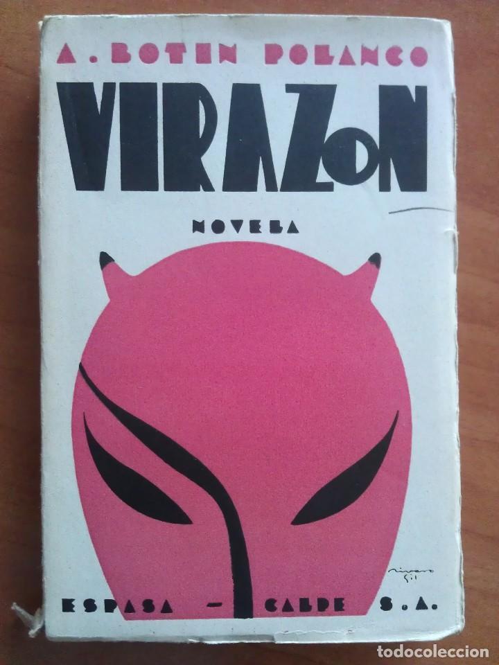 1ª EDICIÓN 1922 VIRAZÓN - A. BOTÍN POLANCO (Libros Antiguos, Raros y Curiosos - Literatura Infantil y Juvenil - Otros)