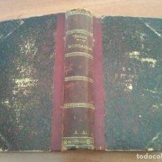 Libros antiguos: 1ª EDICIÓN 1899 - MORSAMOR / JUAN VALERA. Lote 197272430