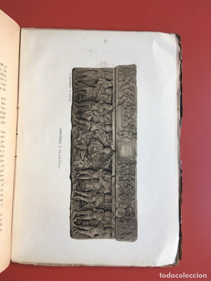 Libros antiguos: NOTICIA HISTÓRICA Y ARQUEOLÓGICA DE LA ANTIGUA CIUDAD DE EMPORION - JOAQUIN BOTET Y SISÓ - 1879 - Foto 10 - 197275837